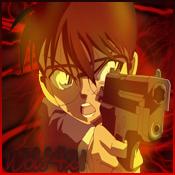 Conan with Gun by Racso64