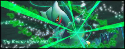 Sceptile Signature by Racso64