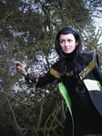 Loki - Lurking in the woods