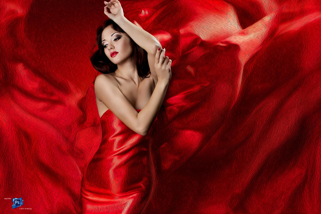 девушки в красном белье-частное фото