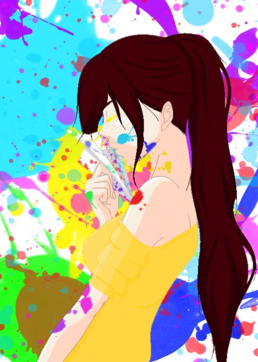 Dreaming Artist by Solar-Sensei