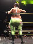 More Of Bayley To Hug - WWE Weight Gain Morph