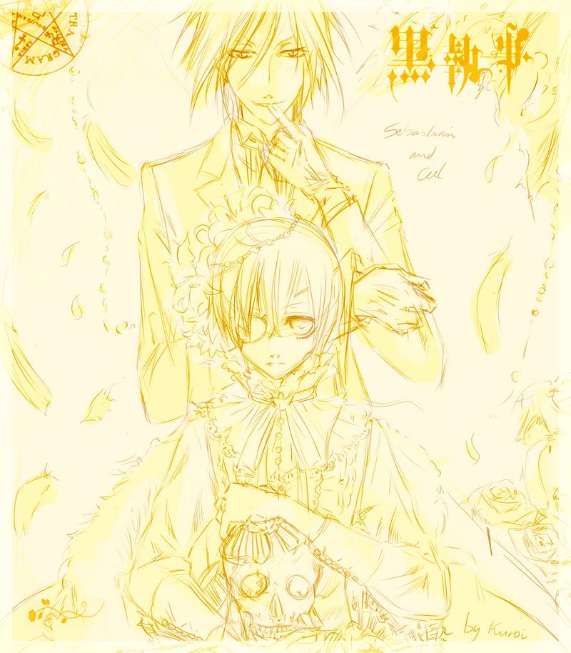 "mis dibujines :3 ""nuevos dibujitos >W<"" - Página 2 Kuroshitsuji__sketch_by_kuroi_onee"