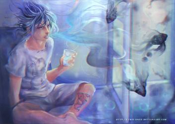 Creator of fish by kuroi-onee