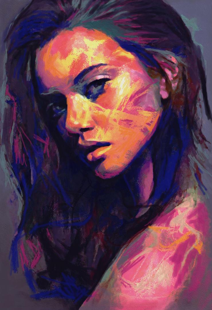 Watch me by Anna-Madarasz