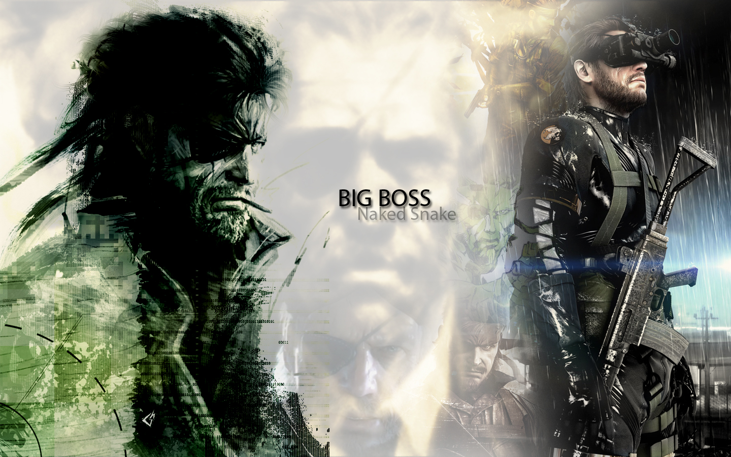 The biggest and most controversial metal gear news stories of 2013 metal gear informer - Mgs 5 wallpaper ...