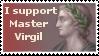 Support Stamp-Vergil