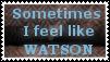 Stamp-Feel Like Watson (Tweed) by Cygnicantus
