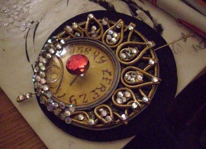 Umbra Clock by FantasyNinja
