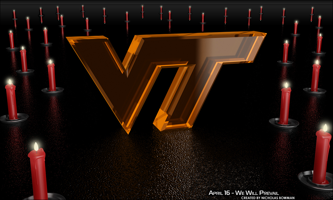 A Virginia Tech Remembrance by INUXMEDIA