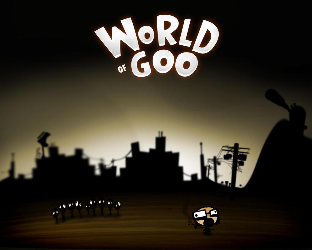 World of Goo Wallpaper by KacperM