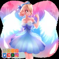 [Com] - Angel OC by AO-RY