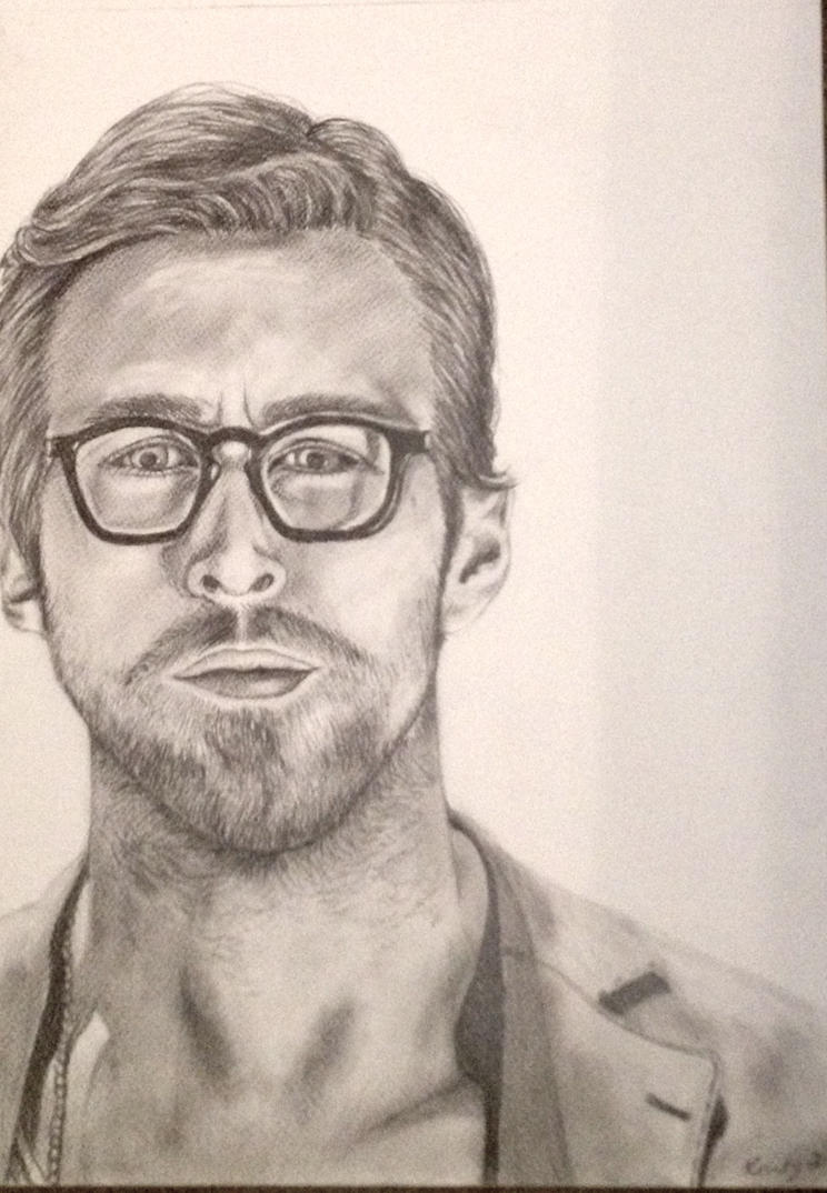 Ryan Gosling by klholding