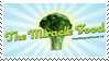 Broccoli Miracle Food Stamp by Milykins