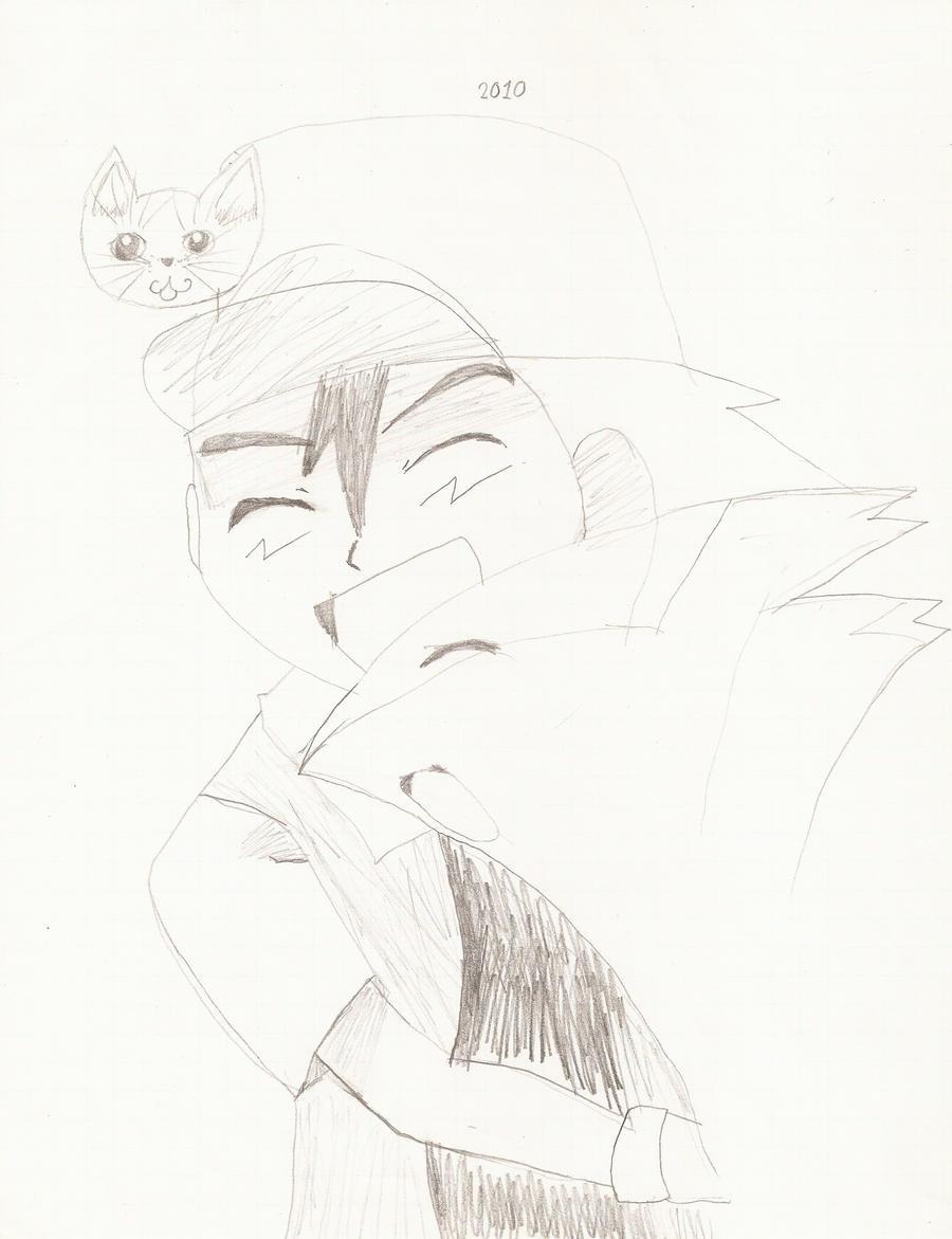 Pokemon ash x latias ash and latias by