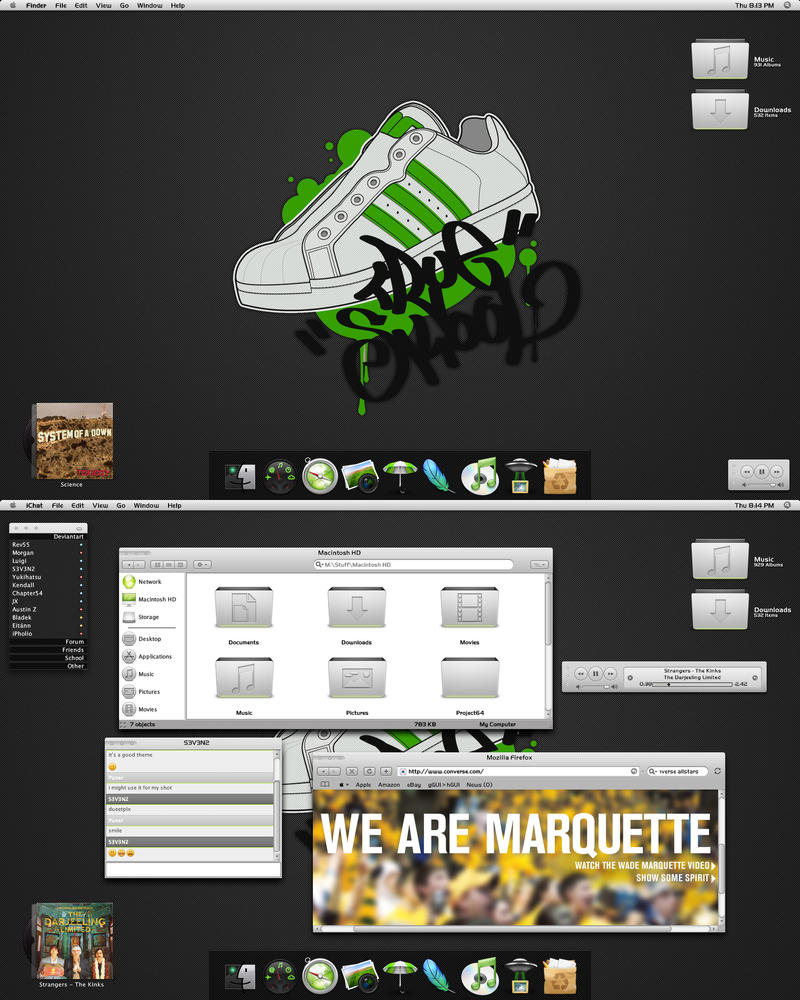 We Are Marquette by puner