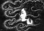 Black and White tentacles