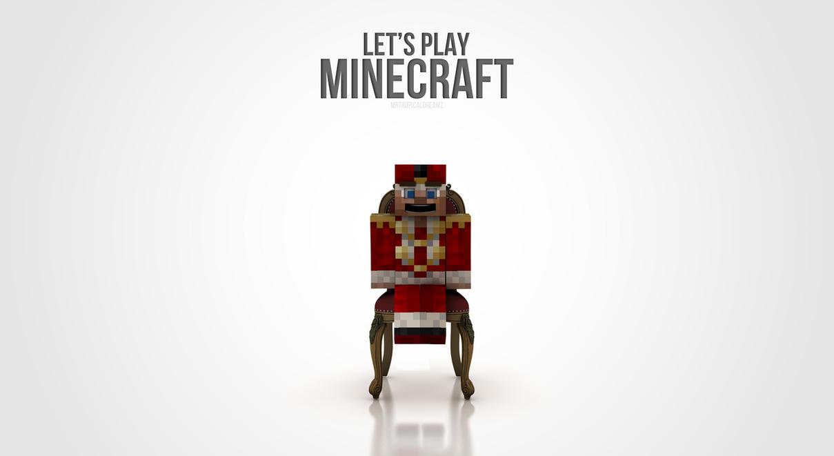 Most Inspiring Wallpaper Minecraft Simple - minecraft___simple_3d_wallpaper_by_killaoptik-d5afxfg  2018_593593.jpg