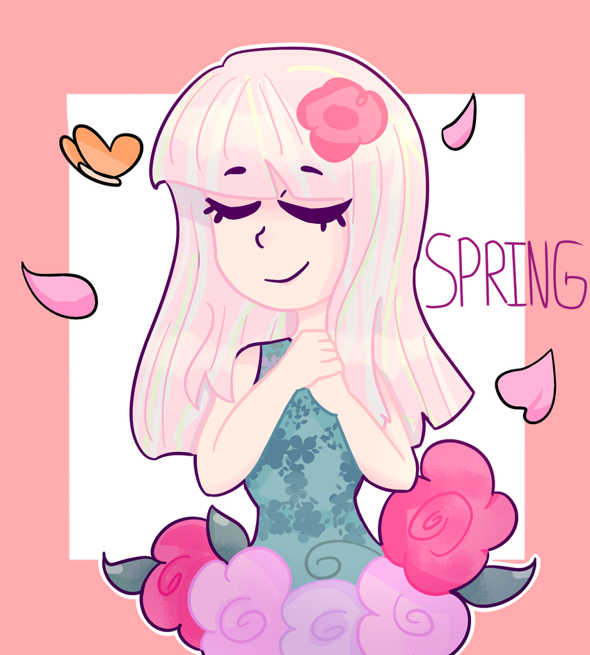 Spring by xAshaki