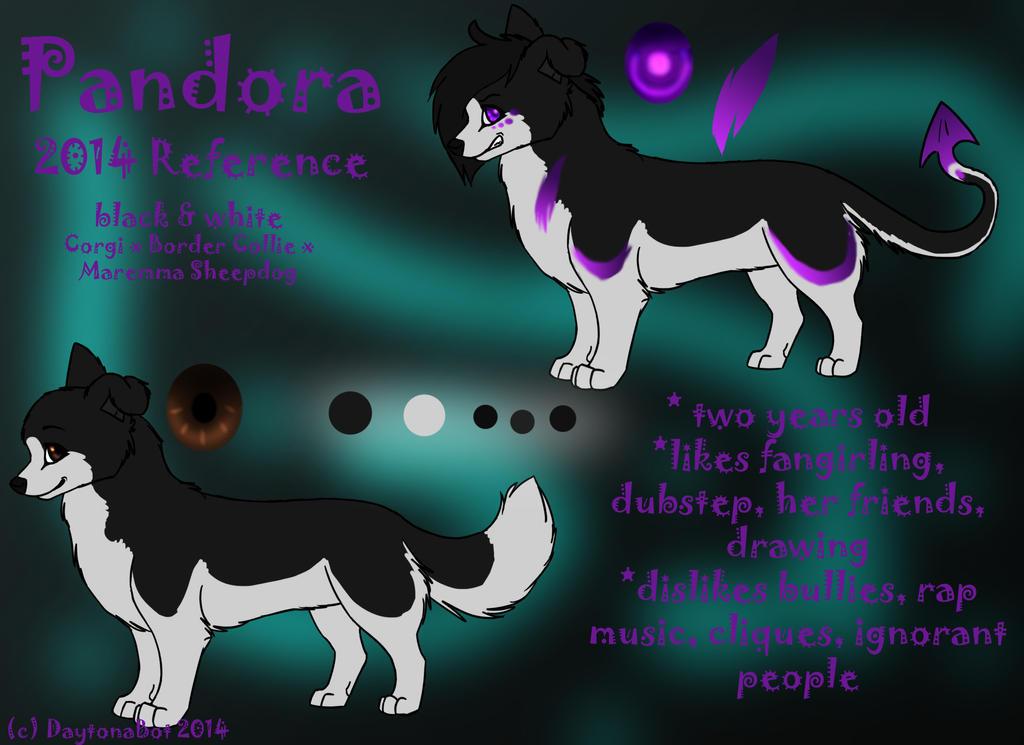 Pandora: 2014 Reference by DaytonaBot