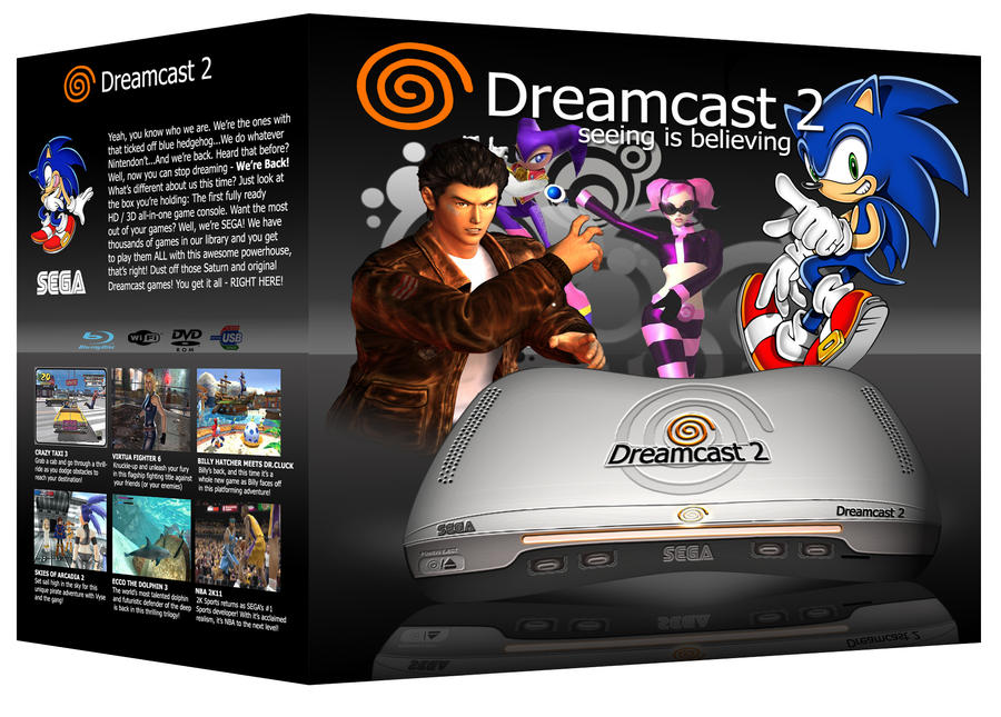 Dreamcast 2 release date