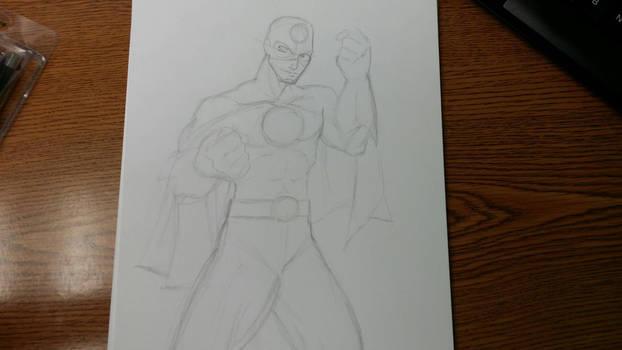 [WIP] Eco-Man - The Sketch Version