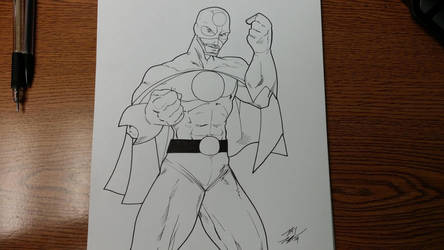 [WIP] Eco-Man - The Inked Version