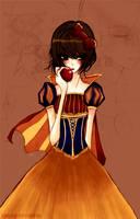 Snow White by orenji-no-ame