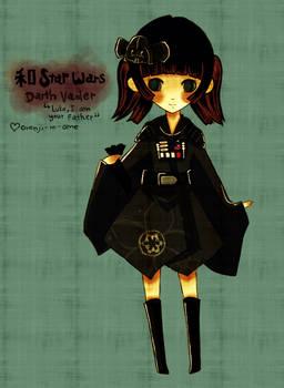 Darth Vader...kind of
