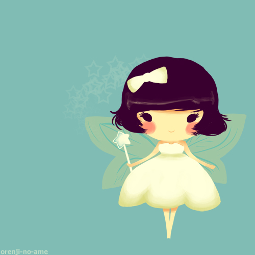 fairy by orenji-no-ame