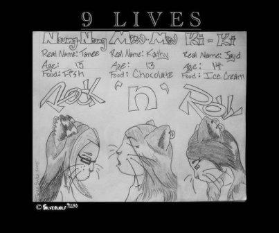 9 LIVES by xx9-Livesxx