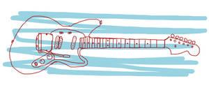 Jagstang guitar