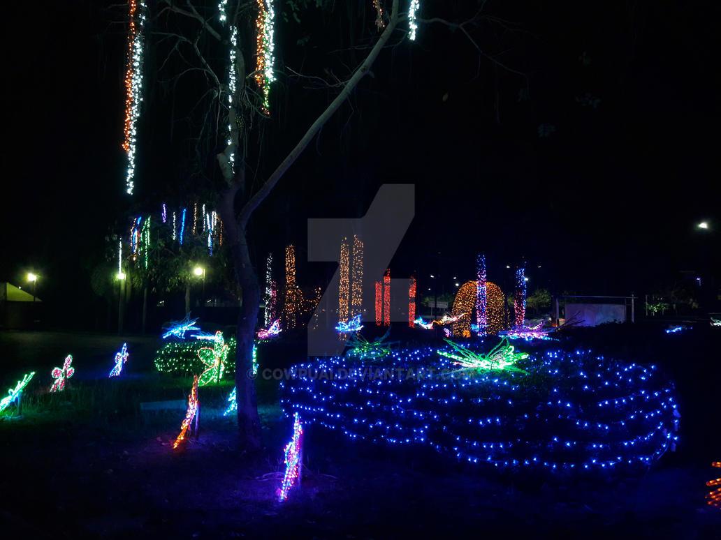 Khonkaen Garden Glow by cowpuai