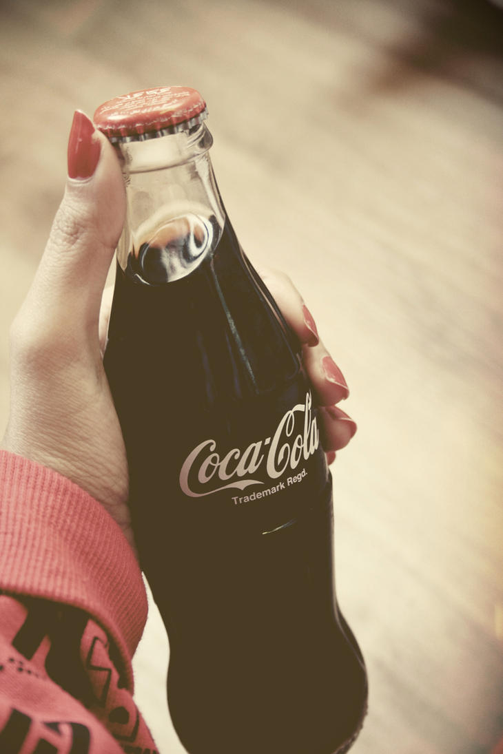 Vintage coke by blurry photography on deviantart for Vintage style photography tumblr