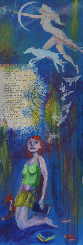 Spell To Diana by Kennyfiddler