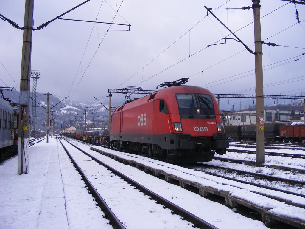 1116 025-6 RCA Austria by Sadguardian