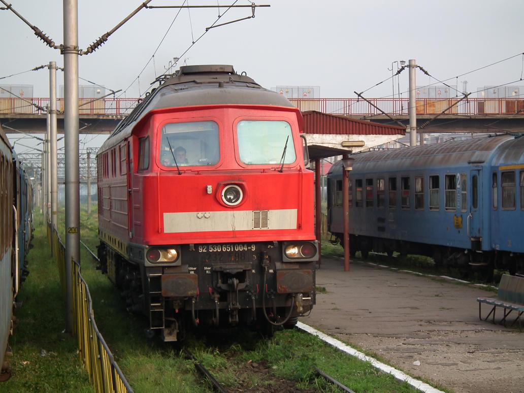 DB 232 'Ludmilla' by Sadguardian
