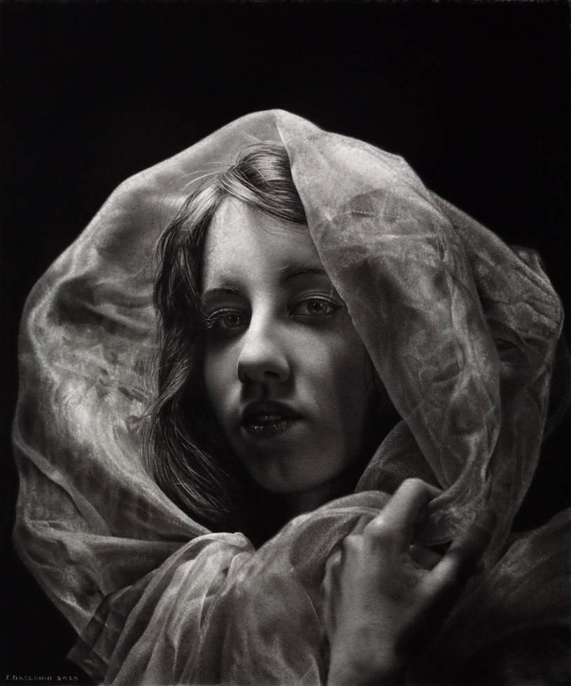 Portrait of Monica