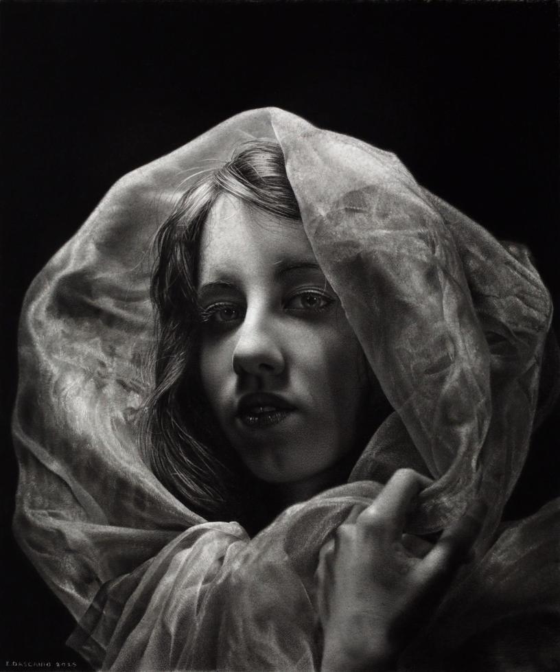 Portrait of Monica by EmanueleDascanio