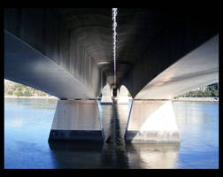 like a bridge....