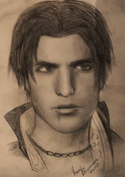 Young Ezio Auditore by d1sarmon1a