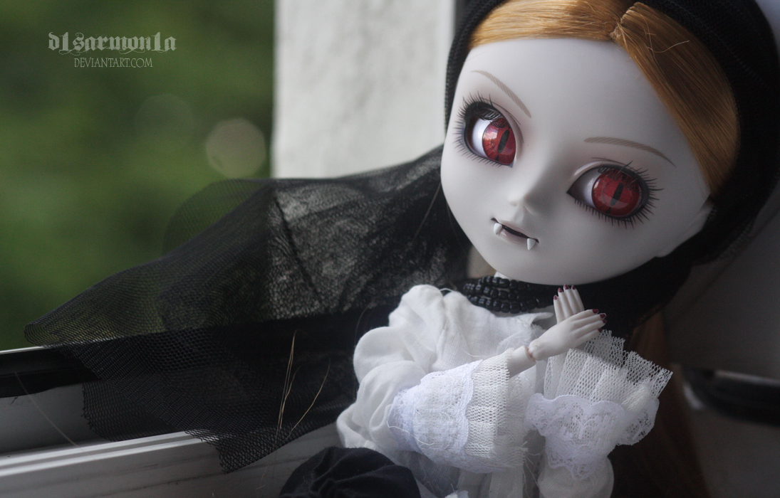 Pullip Elisabeth by d1sarmon1a