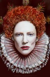 The Virgin Queen by d1sarmon1a