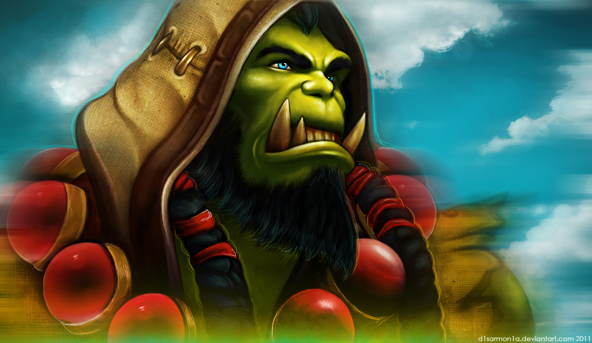 warcraft thrall wow - photo #31