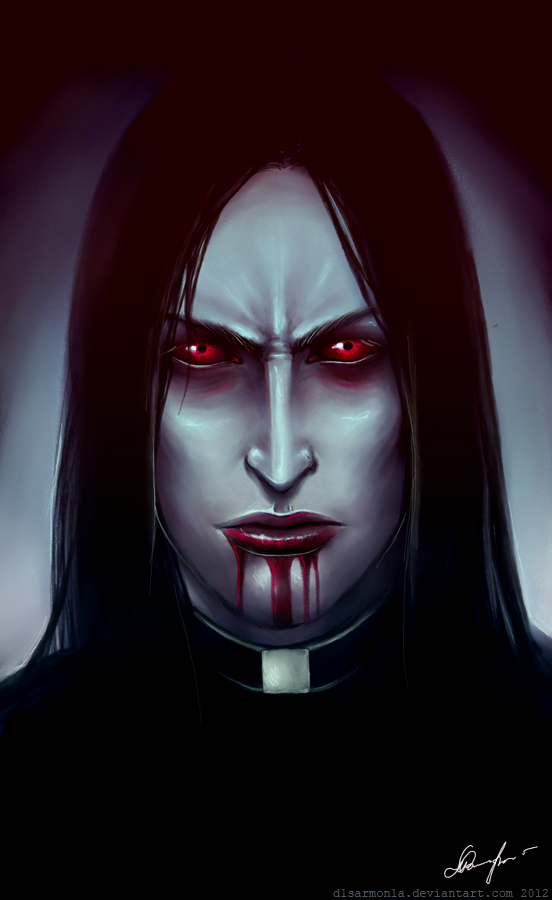 Priest by d1sarmon1a