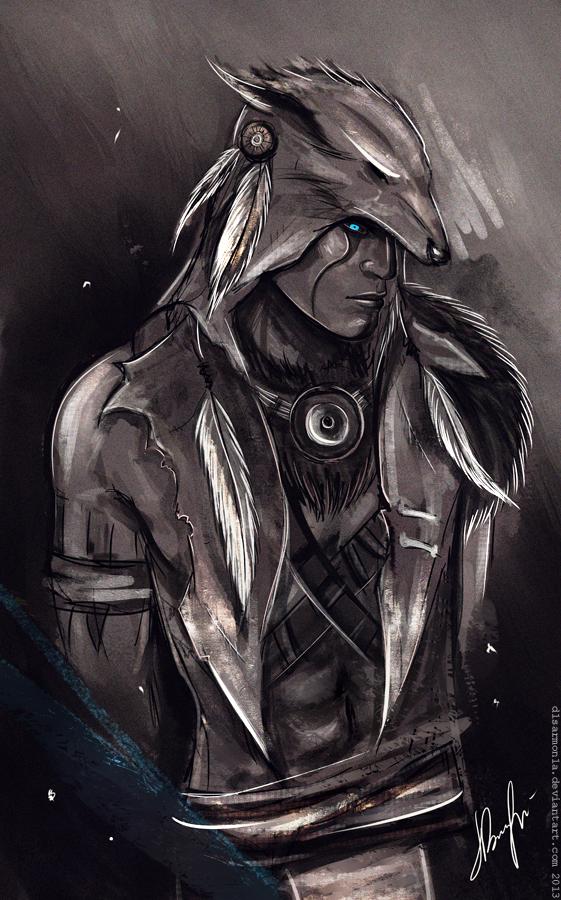 The Animal Spirit by d1sarmon1a