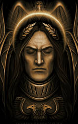Emperor of Mankind by d1sarmon1a