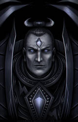 The Lost Primarchs: Icarion by d1sarmon1a