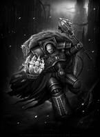 Horus Lupercal by d1sarmon1a