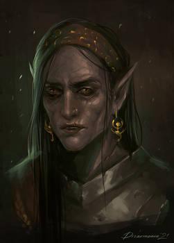 Zinnoa, the Chosen of Orcus
